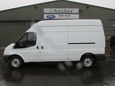 Ford Transit HY12 ZZD