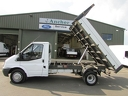 Ford Transit BT10 YFR
