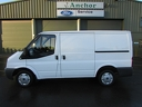 Ford Transit NJ57 ZSL