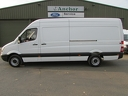 Mercedes Sprinter BV61 KPF
