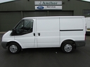 Ford Transit PX11 ZVD