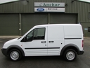 Ford Connect DV58 GZC
