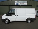 Ford Transit MV58 LYP