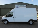 Ford Transit BN10 LUY