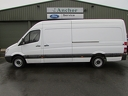 Mercedes Sprinter LP12 MOA