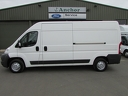 Citroen Relay ND60 PVX