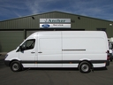 Mercedes Sprinter WX13 VMM