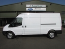 Ford Transit FH61 EFZ