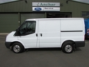 Ford Transit EY63 XDP