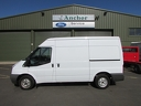 Ford Transit DL11 OJS