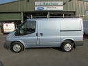 Ford Transit MJ57 LHH