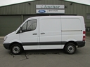 Mercedes Sprinter LT08 DKN