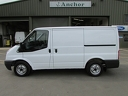 Ford Transit MJ62 AKY
