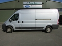 Citroen Relay SM09 MBU