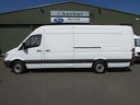 Mercedes Sprinter BT61 AHF