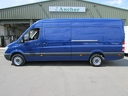Mercedes Sprinter YG61 WFO