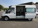 Ford Transit MV52 YKW