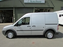 Ford Connect BG58 VVC