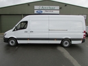 Mercedes Sprinter CA64 KBN