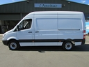 Mercedes Sprinter LR14 TYK