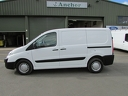 Citroen Dispatch HJ61 SGY