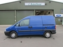 Citroen Dispatch FV05 WWT