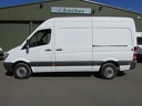 Mercedes Sprinter HY12 YGC