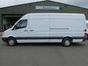 Mercedes Sprinter KM11 TUV
