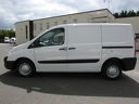 Citroen Dispatch LD59 XWZ