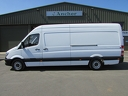 Mercedes Sprinter KW64 BFZ