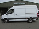 Mercedes Sprinter AX11 DKO