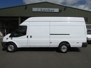 Ford Transit YP61 OFE