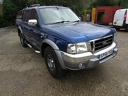 Ford Ranger SP56 YGD