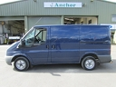 Ford Transit SK09 HZD