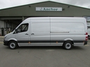 Mercedes Sprinter LN15 TKD