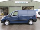 Citroen Dispatch YE07 BLK