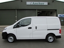 Nissan NV200 BP11 HBF