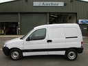 Citroen Berlingo KR56 WBF