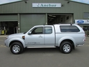 Ford Ranger CY61 EXC