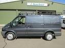 Ford Transit RE11 XNJ