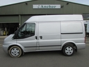 Ford Transit NJ12 KZR