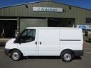 Ford Transit WM11 NUB
