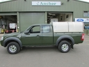 Ford Ranger DX09 MDO