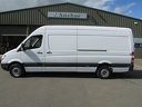 Mercedes Sprinter LP12 MKF
