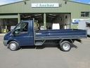 Ford Transit YE60 AUO