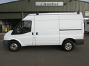 Ford Transit BN56 ONO