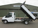 Ford Transit DS63 BZN