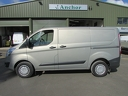 Ford Transit CX13 HPV