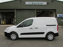 Citroen Berlingo BK12 NJO
