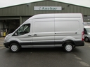 Ford Transit WN14 WAU